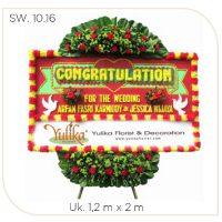 Congratulation Flower Board