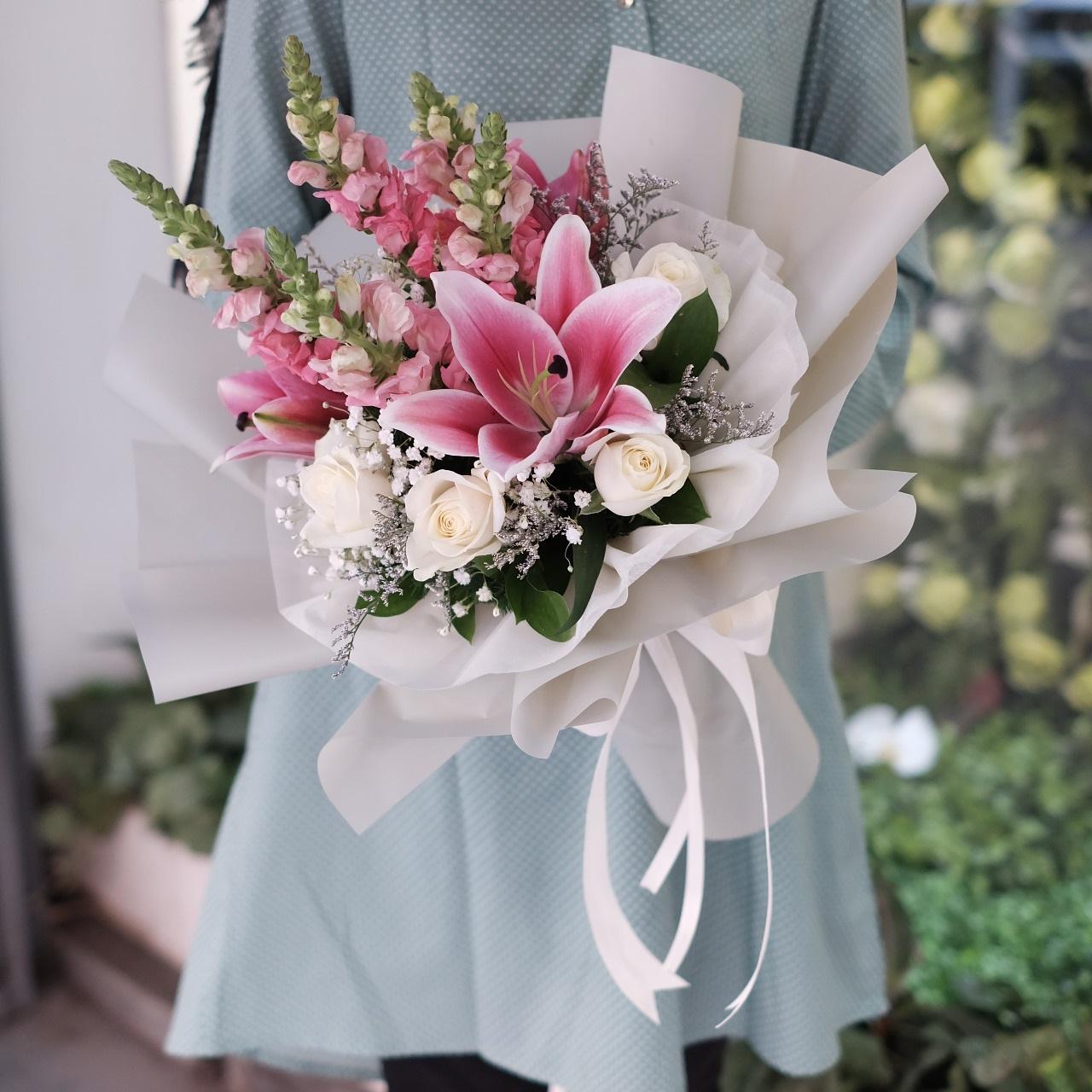 Keindahan Bunga Lily Yulika Florist