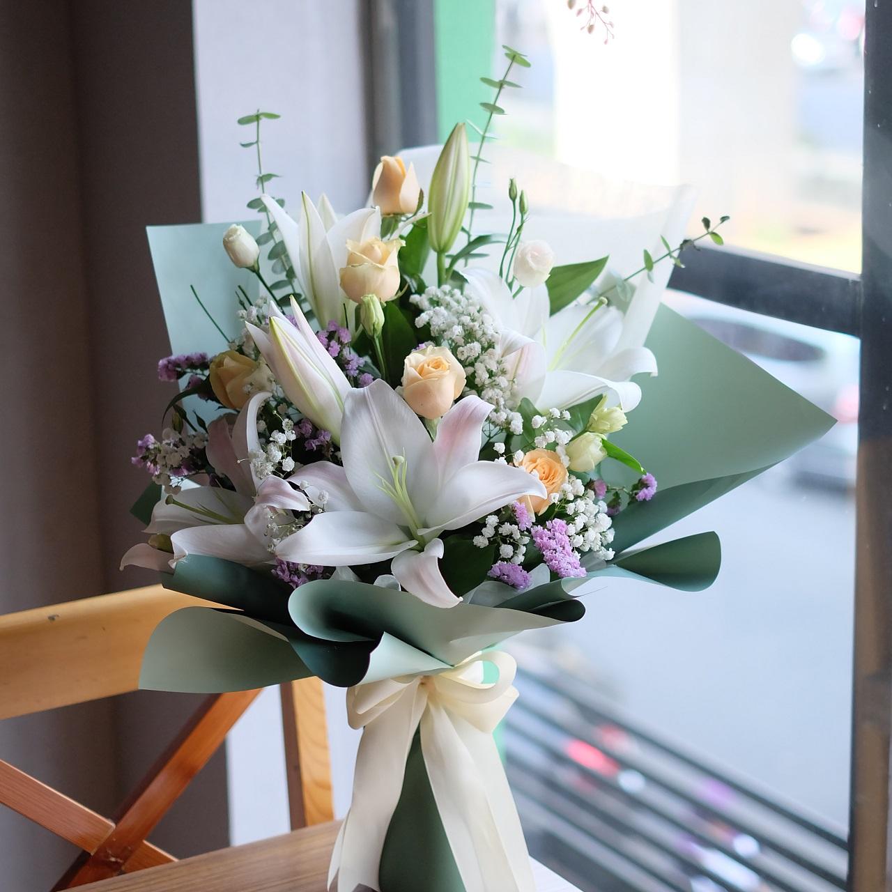 Arti Warna Bunga Yulika Florist