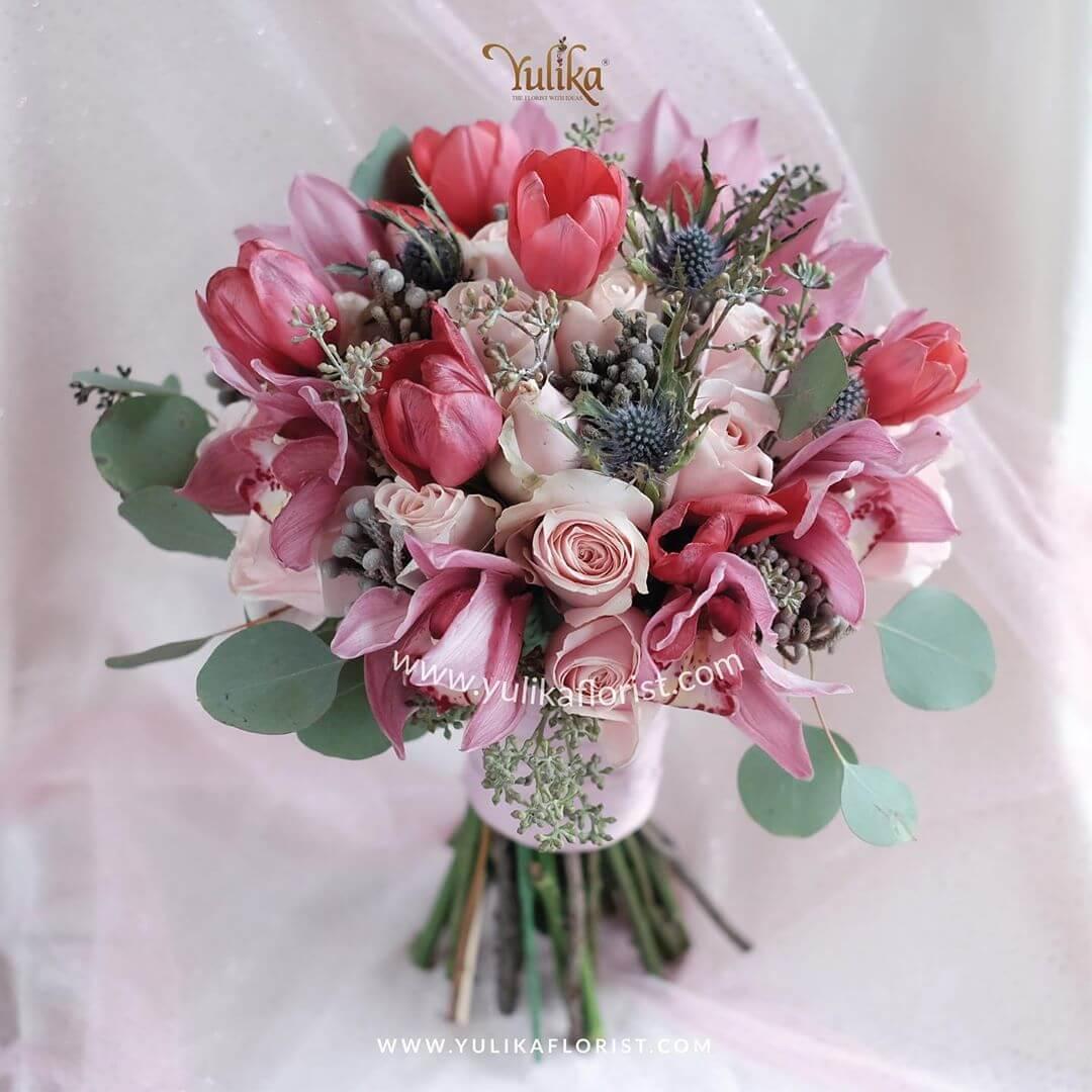 Macam Macam Bunga Yang Identik Dengan Pernikahan Yulika Florist