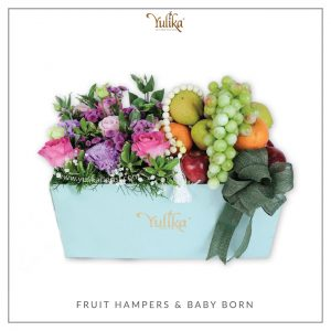 Fruit Hampers & Baby Born