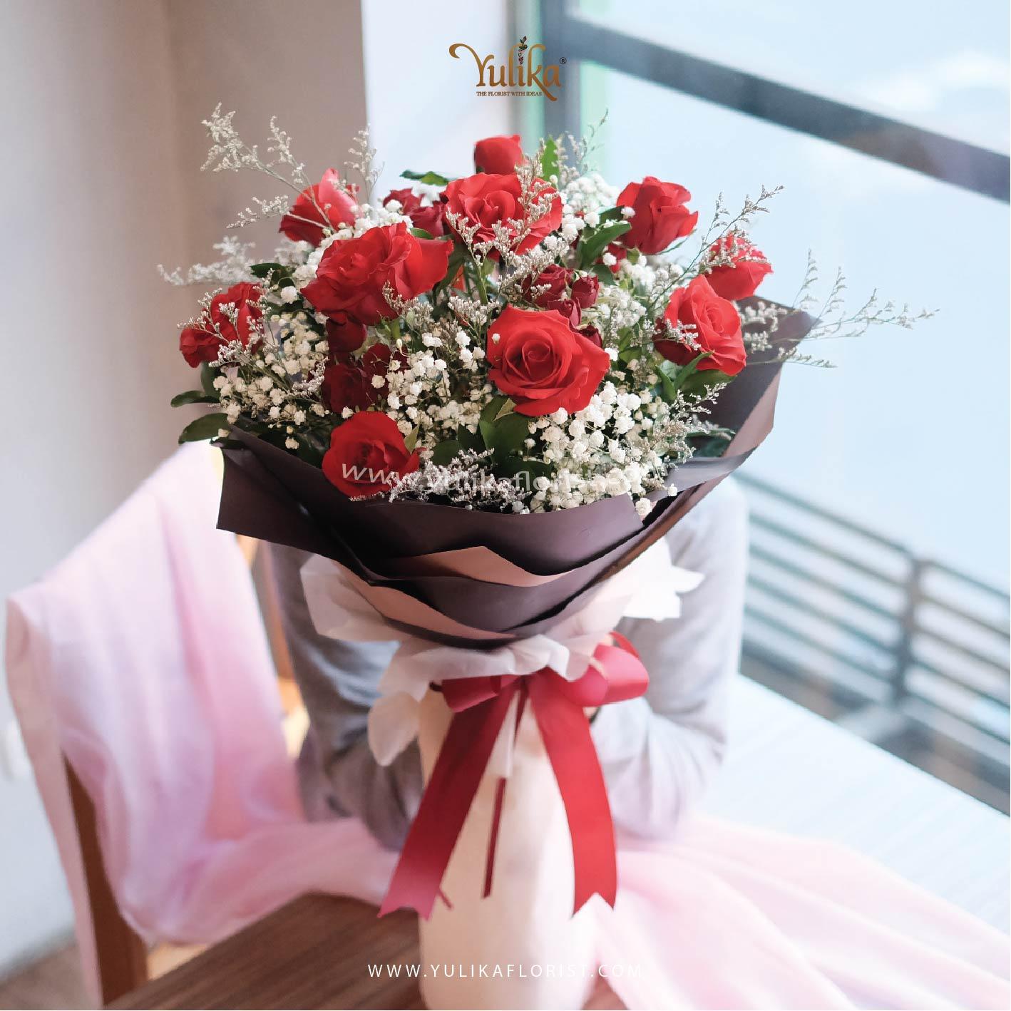 Ide Hadiah Valentine Untuk Wanita Yulika Florist