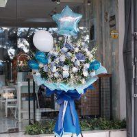 Congratulation Standing Flower