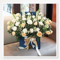 Congratulation Flower Box